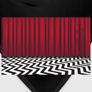 Black Lodge Red Room - Bandana