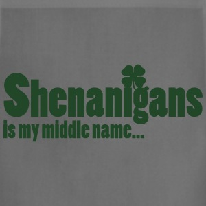 Shenanigans is my middle name... Women's T-Shirts - Adjustable Apron