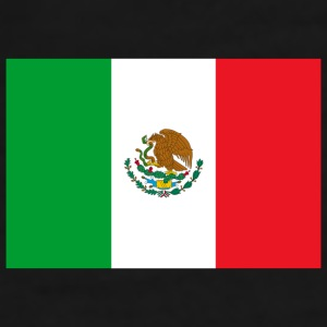 Mexican Flag Mexico - Men's Premium T-Shirt