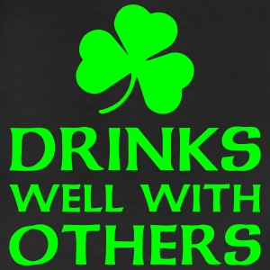 Drinks Well With Others Hoodies - Leggings