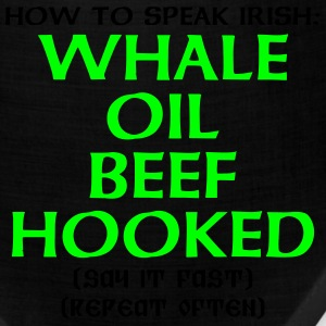 Whale Oil Beef Hooked T-Shirts - Bandana