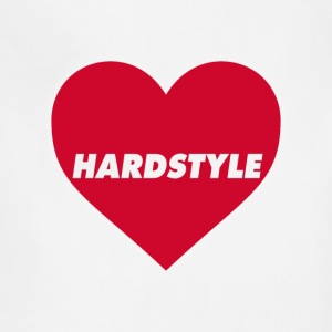 Heart Hardstyle Women's T-Shirts - Adjustable Apron