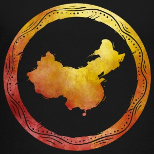 Map China Kids' Shirts - Toddler Premium T-Shirt