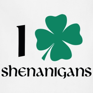 I Shamrock Shenanigans - Adjustable Apron