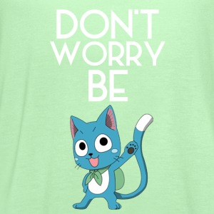 Don't Worry Be Happy - Fairy Tail - Women's Flowy Tank Top by Bella