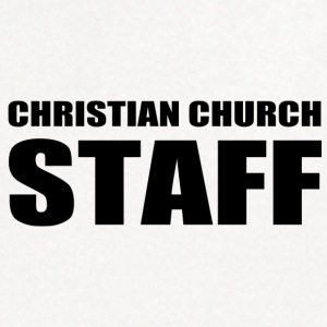 Jesus Christian church staff - Contrast Hoodie
