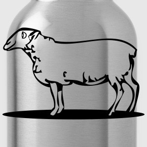 SHEEP nature T-Shirts - Water Bottle