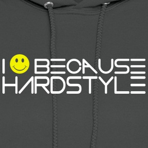 Hardstyle Smile Women's T-Shirts - Women's Hoodie