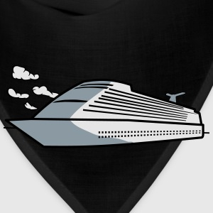 Ship sea cruise vacation T-Shirts - Bandana