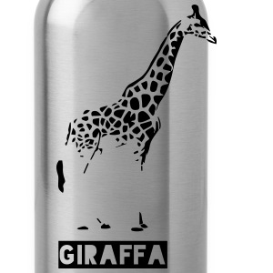 giraffe aka giraffa Kids' Shirts - Water Bottle