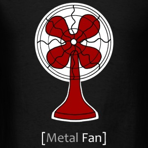 Metal Fan Tanks - Men's T-Shirt