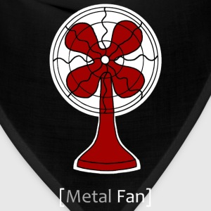 Metal Fan Tanks - Bandana
