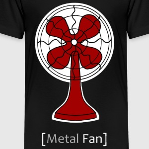 Metal Fan Kids' Shirts - Toddler Premium T-Shirt