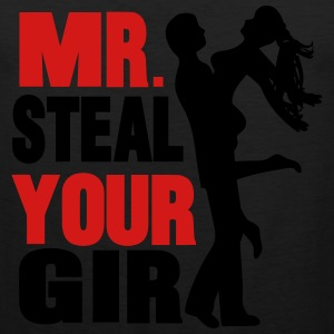 mr. steal your girl T-Shirts - Men's Premium Tank