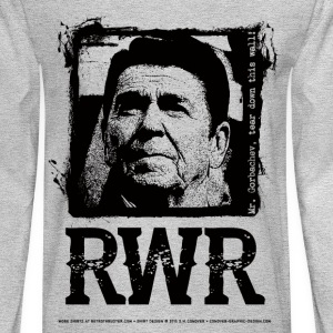 Ronald Reagan T-Shirt Women's T-Shirts - Men's Long Sleeve T-Shirt