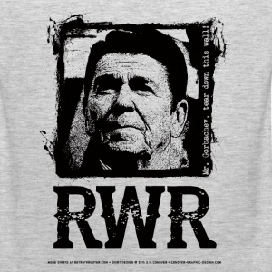 Ronald Reagan T-Shirt Women's T-Shirts - Men's Premium Tank