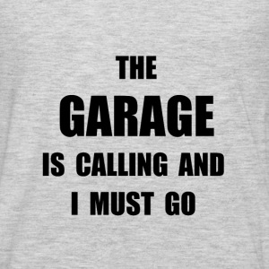 Garage Calling - Men's Premium Long Sleeve T-Shirt