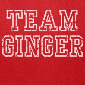 Team Ginger St Patricks Day Women's T-Shirts - Tote Bag