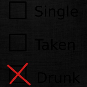 Single Taken Drunk Tanks - Bandana