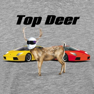 Top Deer Long Sleeve Shirts - Men's Premium T-Shirt