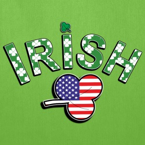 Irish American - Tote Bag