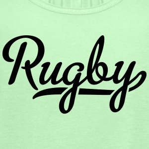 Rugby T-Shirts - Women's Flowy Tank Top by Bella