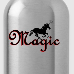 Magic Unicorn - Water Bottle