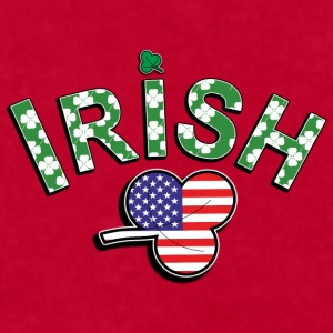 Irish American. Coffee Mug. - Men's T-Shirt by American Apparel