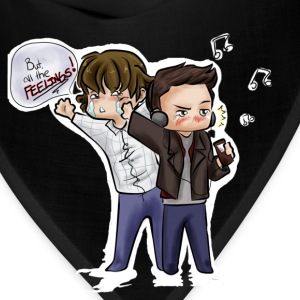 Supernatural Feels Women's T-Shirts - Bandana