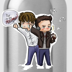 Supernatural Feels Women's T-Shirts - Water Bottle