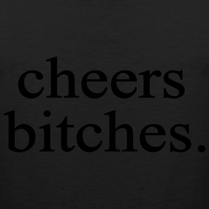 CHEERS-MP Women's T-Shirts - Men's Premium Tank