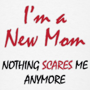 New Mom - Men's T-Shirt