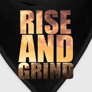 rise and grind T-Shirts - Bandana