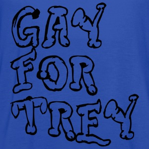 Gay for Trey - Women's Flowy Tank Top by Bella