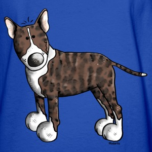 Cute Bull Terrier Sweatshirts - Men's Long Sleeve T-Shirt