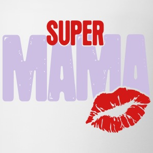 Super Mama Tanks - Coffee/Tea Mug