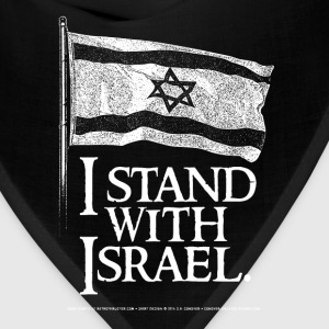 I Stand With Israel T-Shirts - Bandana