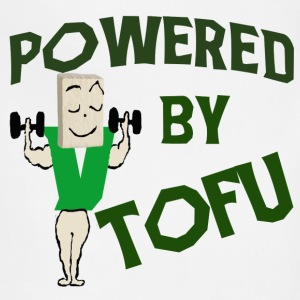 POWERED BY TOFU - Adjustable Apron