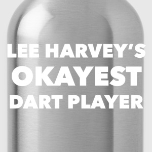 Okayest Dart Player - Water Bottle