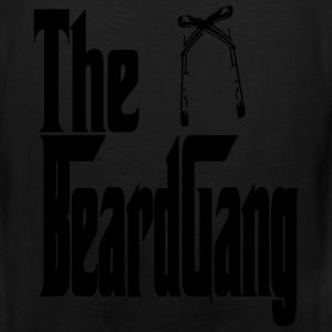 beardgang T-Shirts - Men's Premium Tank