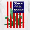 Free The Weed T-Shirts - Men's T-Shirt by American Apparel
