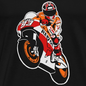 Moto-GP Racing Tanks - Men's Premium T-Shirt
