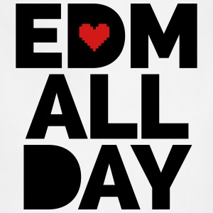 EDM ALL Day Hoodies - Adjustable Apron