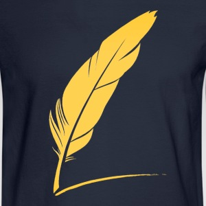 feather - Men's Long Sleeve T-Shirt