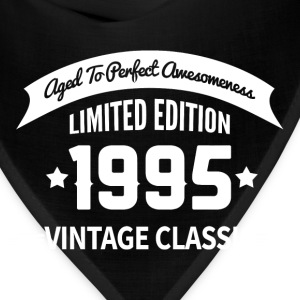 Birthday 1995 Vintage Classic Aged To Perfection - Bandana