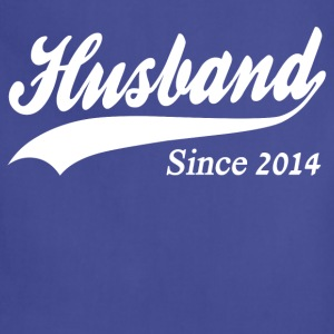 Husband Since 2014 T-Shirts - Adjustable Apron