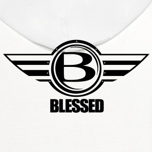 Blessed Airborn - Contrast Hoodie