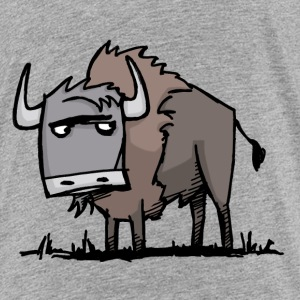 American Bison - Toddler Premium T-Shirt