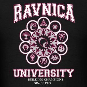 Ravnica University Hoodies - Men's T-Shirt