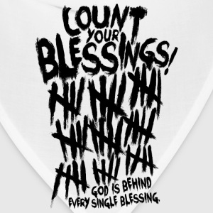 Count your Blessings  - Bandana
